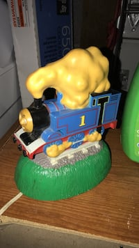 Vintage Thomas the train lamp Piney Flats, 37686