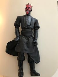 Darth Maul Action Figure (Collectible)