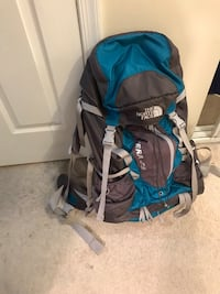 North Face Hiking backpack  Fairfax, 22031
