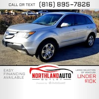 2007 Acura MDX Tech Pkg Kansas City, 64118
