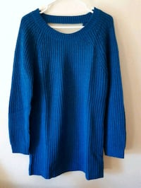 Women's Sweater Size XL Vancouver, V6E 1N1