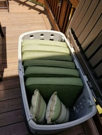 Outdoor cushions and weatherproof storage Fairfax, 22032