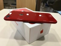 Red iPhone 8plus for sale  Washington
