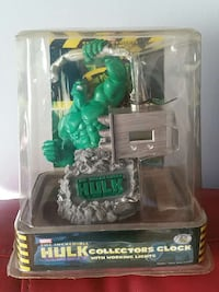 Collectible Hulk Clock. West Springfield, 22152