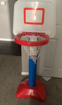 Adjustable basketball goal Nashville, 37076