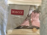 Soft sole booties for 6-12 months Richmond, V6X