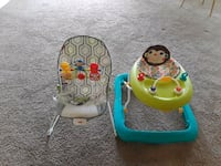 baby's two assorted color walker Frederick, 21702