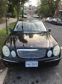 Mercedes - E350 - 2006 Washington, 20020