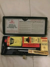 VINTAGE pistol Cleaning kit Arlington, 22201