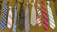 YOUTH SIZE TIES ($3 EACH)