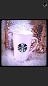 Starbucks Ceramic Coffee Mug! Tall Charles Town, 25414