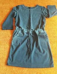 NEU Damen Kleid Jersey Gr.M in Petrol von New Collection 6392 km