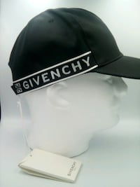 GIVENCHY 4G WEBBING CAP IN CANVAS   West Hollywood, 90046