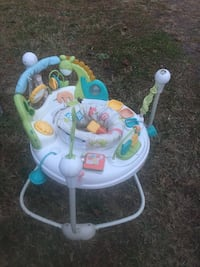 Baby's white and green fisher-price jumperoo Accokeek, 20607