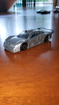 silver and black car scale model Poughkeepsie, 12603