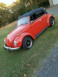 Volkswagen - Super Beetle Karman- 1972