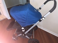 Bugaboostroller with the bassinet. Will post pictures of the bassinet. Montréal, H4M 2V4