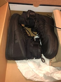 Triple black sf-af1 size 12 New York, 11105