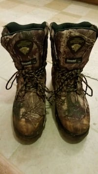 Mens boots Hoover