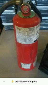Fire extinguisher for boat cabin truck trailer hom Edmonton, T6W 0G3
