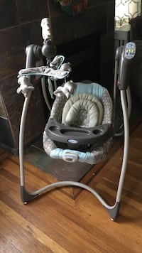 Graco Baby Rocker. Must pick up. Norwood, 19074