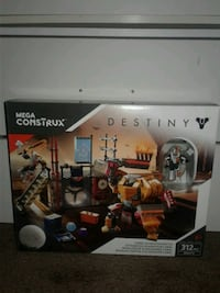 Destiny Cabal Gladiator Battle Arena Mega Construx