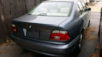 gray BMW sedan Alexandria, 22310