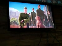 "46"" LCD Samsung 1080p TV with Wall Mount  Germantown"