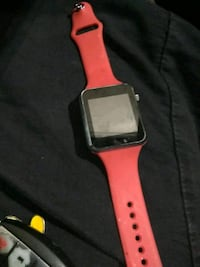 red and black smart watch Catonsville, 21228