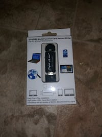 Usb sd card reader for pc and phone Douglasville, 30134