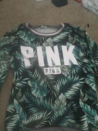 Victorias Secret palm tree pull over