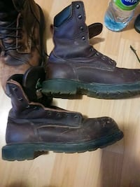 workboots, Ferrari of boots. Price negotiate..  Edmonton, T5H 2W5