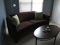 Beautiful unique high quality couch in EUC, non-smoking home, covers can be removed and washed Lexington