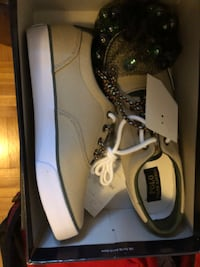 Size 5 limited edition polo shoes Toronto