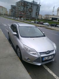 2012 Ford Focus 1.6I 125PS TREND Istanbul