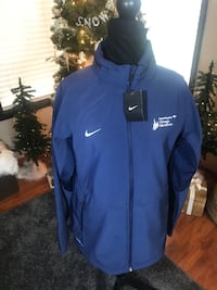 New Nike jacket with tags ~ size large