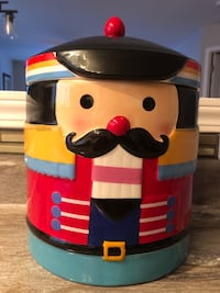 Toy Soldier Cookie Jar Buy it today!