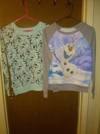 Frozen long sleeve shirts Ceres, 95307