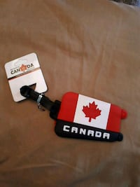 Luggage tag Mississauga, L4T 2A5