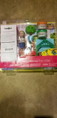 Barbie Vegetable Gift Set.  New with receipt Edmonton, T6M 2G7