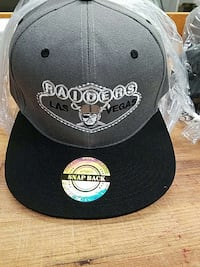 Las Vegas raiders hat