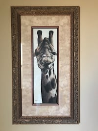 "Framed Art (28"" x 16"") Brentwood, 37027"