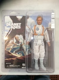 Planet of the Apes Col. George Taylor New In Box 165197-11 L Rockford, 61104