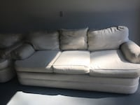 Sofa and chair with ottoman  Mandeville, 70471