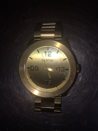 Gold Nixon Watch Stanton, 92841
