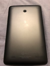 LG tablet, G pad 7.0 LTE, works perfectly, cracked screen Fort Collins, 80528
