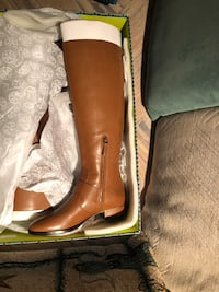 Tory Burch brown boots 1816 mi