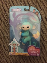Fingerlings eddie