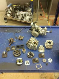 49 and 39cc water cooled race engine parts Oakville, L6M 3W8
