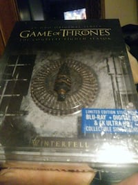 Game of thrones collectable